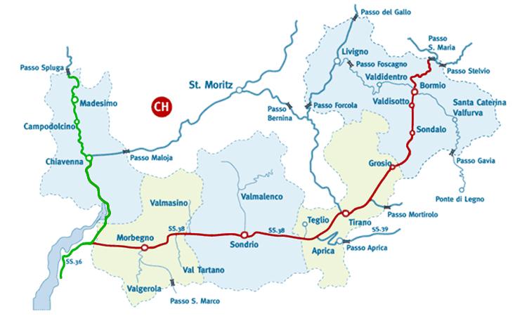Pullman da Milano a St. Moritz (INVERNALE) - da €45.00 ...